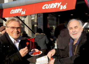 Currywurst, Berlin, Curry36, Udo Walz