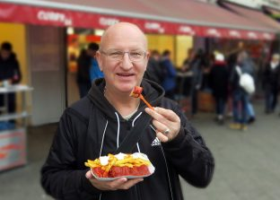 Ades Zabel, Currywurst, Curry36