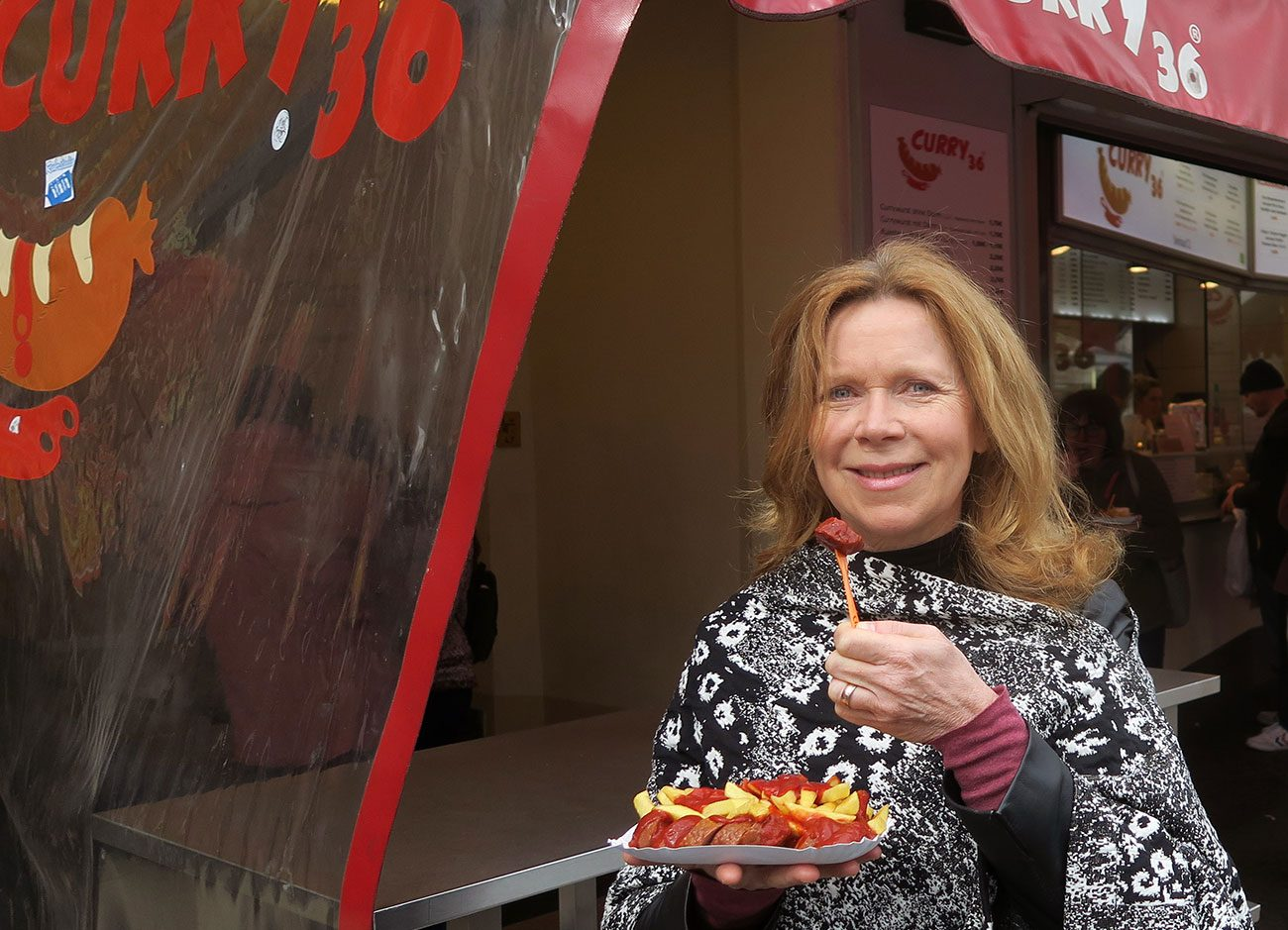 Marion Kracht, Curry36, Currywurst