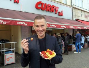 Currywurst, Berlin, Timg Fischer, Curry36