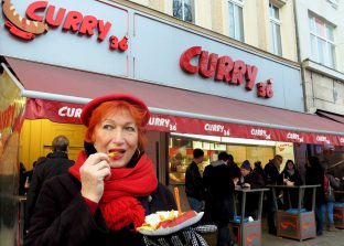 Currywurst, Curry36, Zazie de Paris