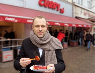 Currywurst, Curry36, Berlin, Czaja