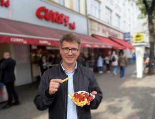 Ivo Ebert, curry36, currywurst, berlin