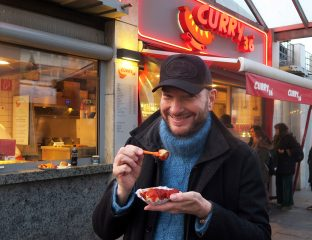 Ralph Morgenstern, Curry36, Currywurst, berlin